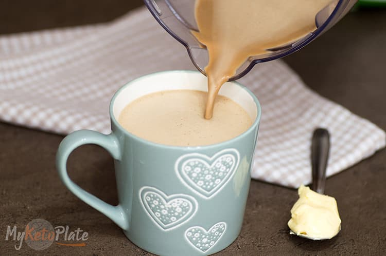 How To Make Bulletproof Coffee At Home Keto Butter Coffee