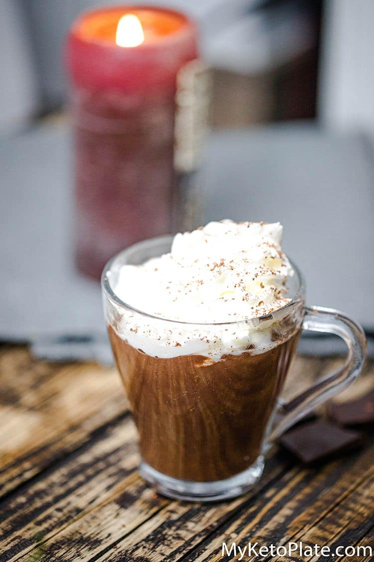 delicious sugar-free hot chocolate recipe